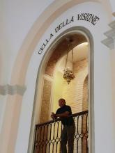 Camposampiero, Sanctuary of the Vision.