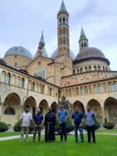 Cloister of the Basilica of St. Anthony in Padua