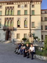 Rogationist Community, Desenzano del Garda, Brescia.