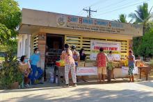 Pangasinan (Zaragoza / Sampaloc) Community Pantry