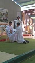 Papua New Guinea - renewal of vows