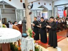 Vietnam - perpetual and temporary vows.