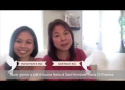 Embedded thumbnail for Testimonianza di Charisse Nicole Diaz sul mircolo ottenuto per l'intercession di S. Annibale Maria 27 anni fa