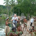 Benvenuti a Sidea, PNG.