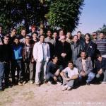 Comunità Rogazionista di Curitiba: religiosi, novizi e seminaristi.