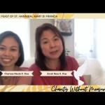 Embedded thumbnail for A Testimony of St. Hannibal's Miracle of Ms. Charisse Nicole Diaz