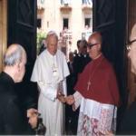 Embedded thumbnail for Traslazione delle spoglie mortali P. Marrazzo